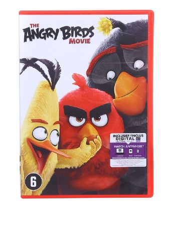 "DVD-диск ""The Angry birds movie"" Universal"